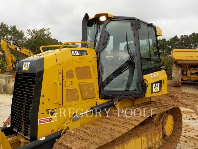 CATERPILLAR KETTENDOZER D4K2 LGP equipment  photo 2