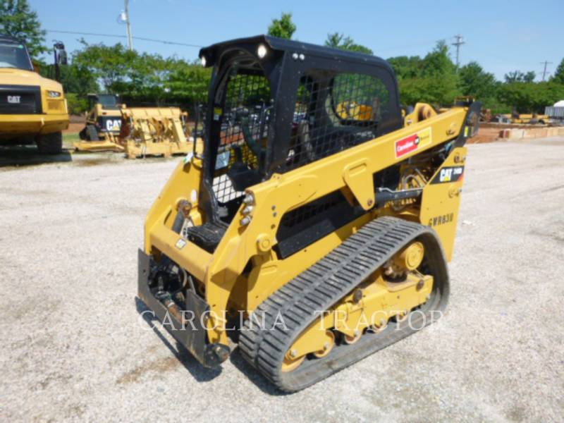 CATERPILLAR TRACK LOADERS 249D equipment  photo 2