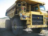 Equipment photo CATERPILLAR 773B MULDENKIPPER 1