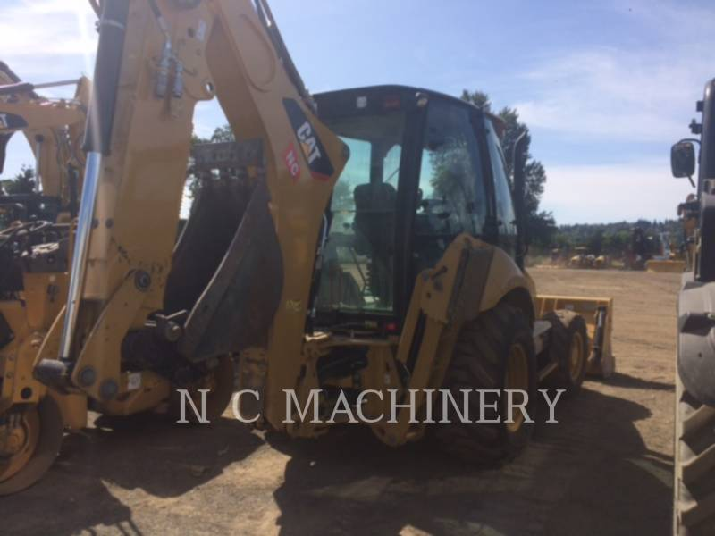 CATERPILLAR BACKHOE LOADERS 420F 4ECB equipment  photo 3
