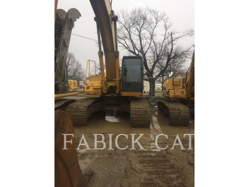 DEERE & CO. TRACK EXCAVATORS 330C equipment  photo 2