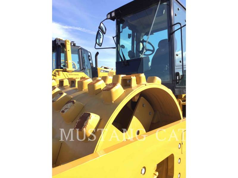 CATERPILLAR PAVIMENTADORA DE ASFALTO CS66B equipment  photo 7