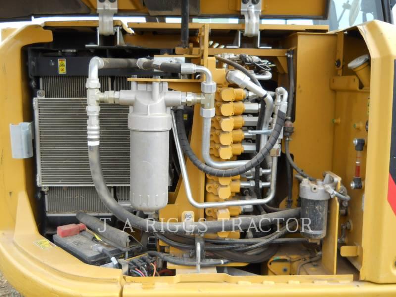 CATERPILLAR TRACK EXCAVATORS 308E equipment  photo 19