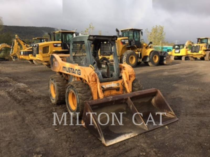MUSTANG MANUFACTURING KOMPAKTLADER 2099_MK equipment  photo 1