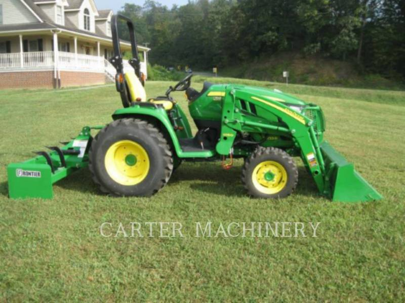 DEERE & CO. SONSTIGES DER 3033R equipment  photo 3