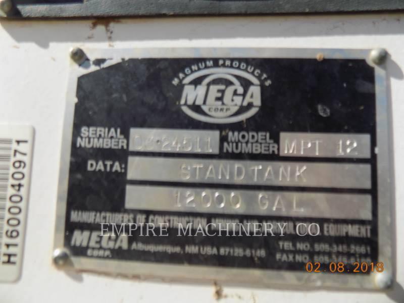 MEGA CORP ZBIORNIKI WODY 12K TOWER equipment  photo 7