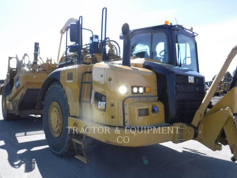 CATERPILLAR WHEEL TRACTOR SCRAPERS 627K equipment  photo 15