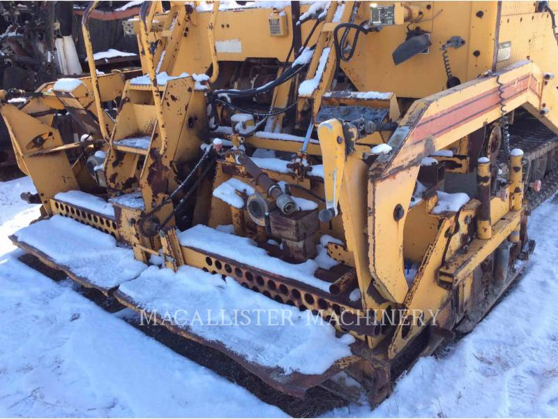BLAW KNOX/INGERSOLL-RAND BETONIERE DE ASFALT PF-510 equipment  photo 21