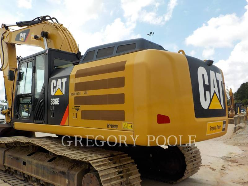 CATERPILLAR TRACK EXCAVATORS 336EL H equipment  photo 7