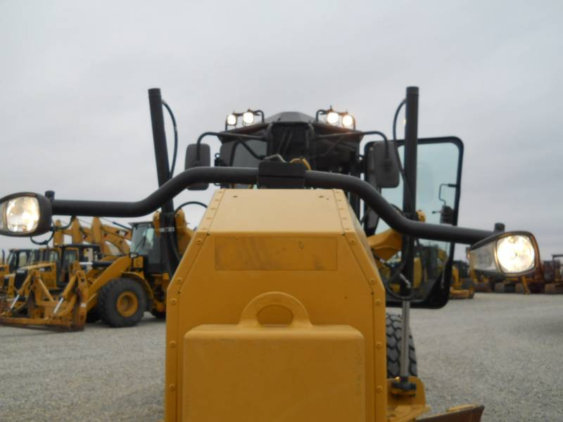 CATERPILLAR MOTORGRADER 140M2 equipment  photo 22