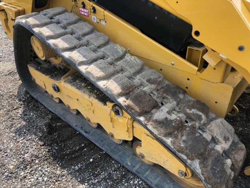 CATERPILLAR PALE CINGOLATE MULTI TERRAIN 299 D 2 XHP equipment  photo 8