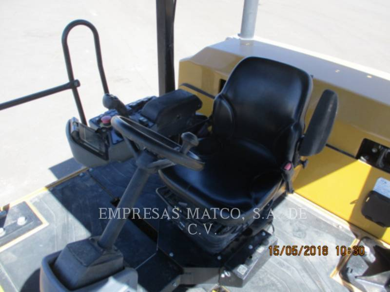 CATERPILLAR PNEUMATIC TIRED COMPACTORS CW34LRC equipment  photo 9