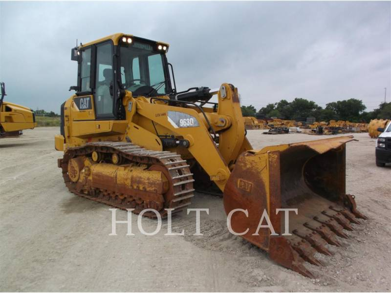 CATERPILLAR CARGADORES DE CADENAS 963D WHA equipment  photo 1