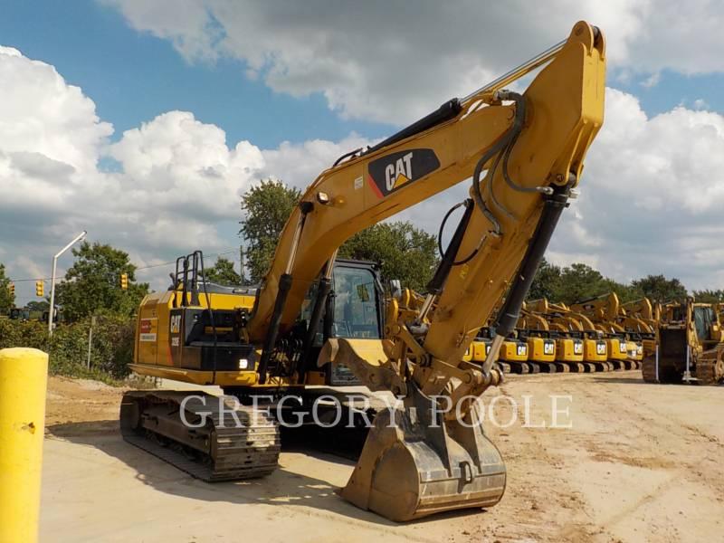 CATERPILLAR EXCAVADORAS DE CADENAS 320E/HYD equipment  photo 4