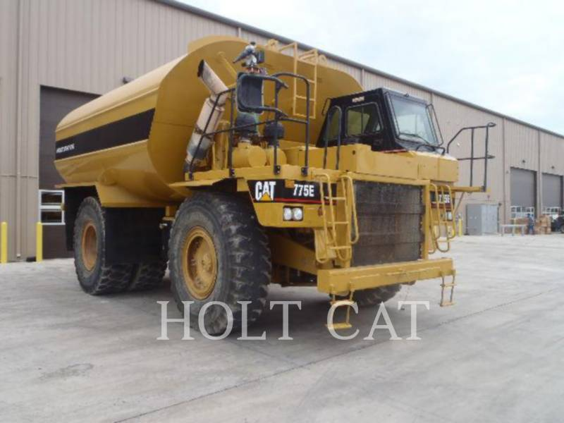 CATERPILLAR SAMOCHODY-CYSTERNY W00 775E equipment  photo 1