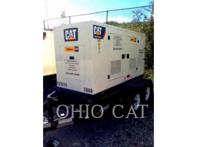 CATERPILLAR PORTABLE GENERATOR SETS XQ60 equipment  photo 2