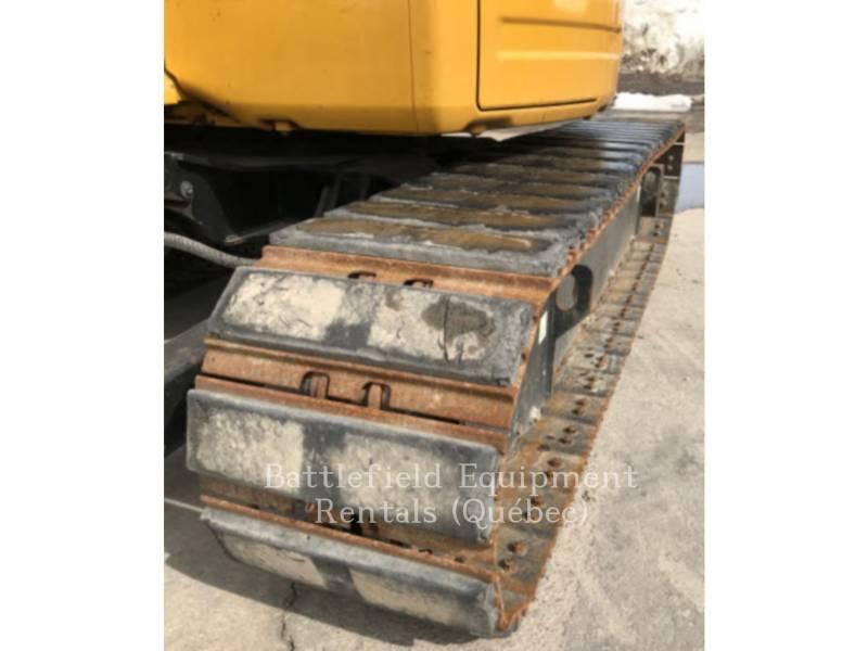 CATERPILLAR TRACK EXCAVATORS 305.5E2CR equipment  photo 12