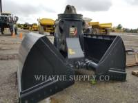 Equipment photo CATERPILLAR CTV40 5 YD3 CLAMSHELL WT - КОВШ 1