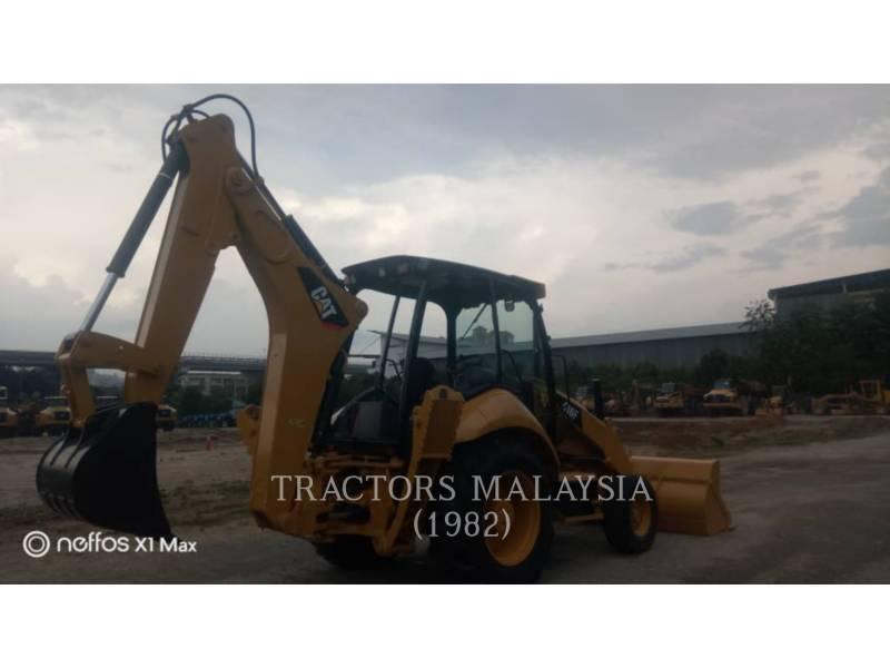 CATERPILLAR RETROESCAVADEIRAS 416FST equipment  photo 3