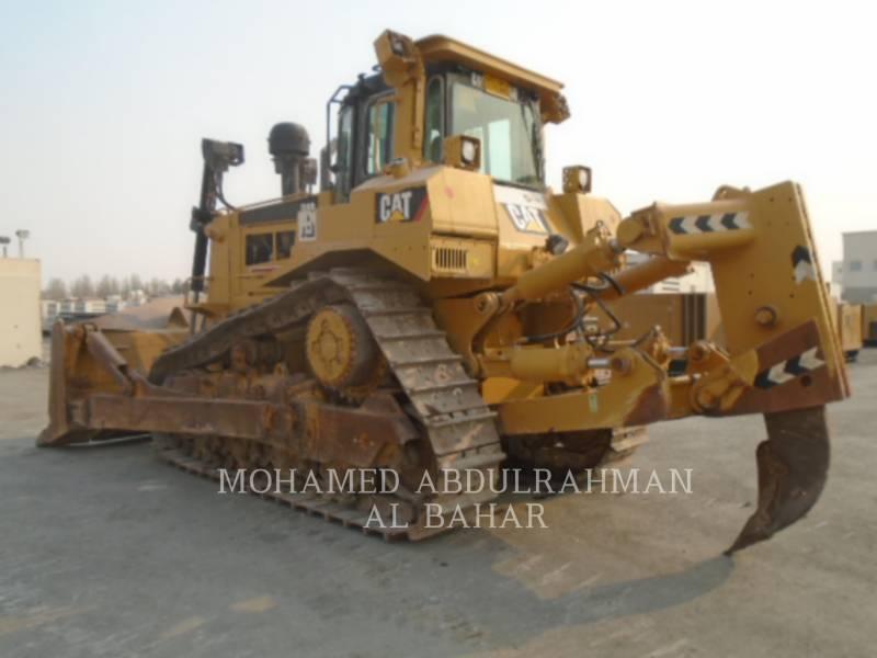 CATERPILLAR TRACK TYPE TRACTORS D8RLRC equipment  photo 3