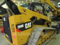 CATERPILLAR PALE CINGOLATE MULTI TERRAIN 289D equipment  photo 5