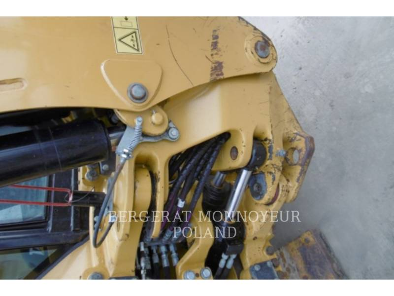 CATERPILLAR TERNE 432E equipment  photo 14