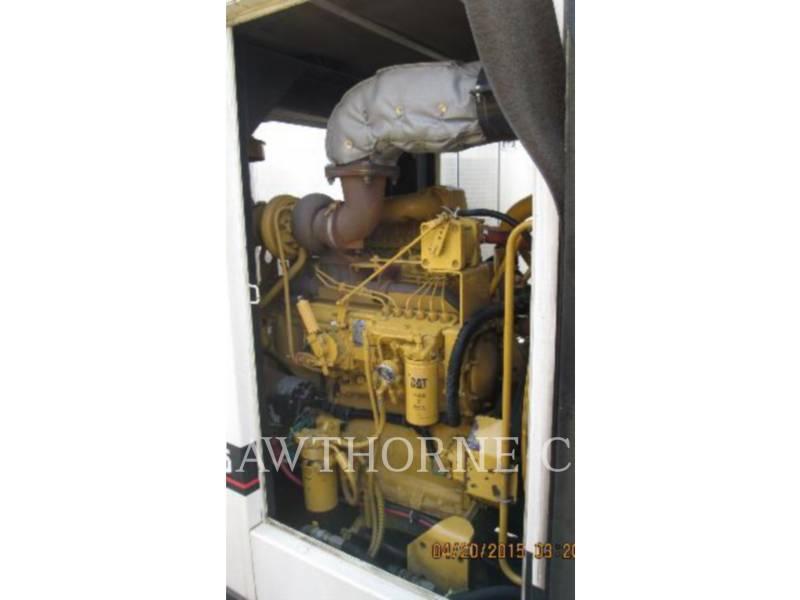 CATERPILLAR PORTABLE GENERATOR SETS XQ225 equipment  photo 4