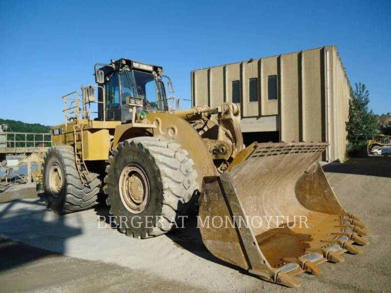 CATERPILLAR 鉱業用ホイール・ローダ 990 equipment  photo 4