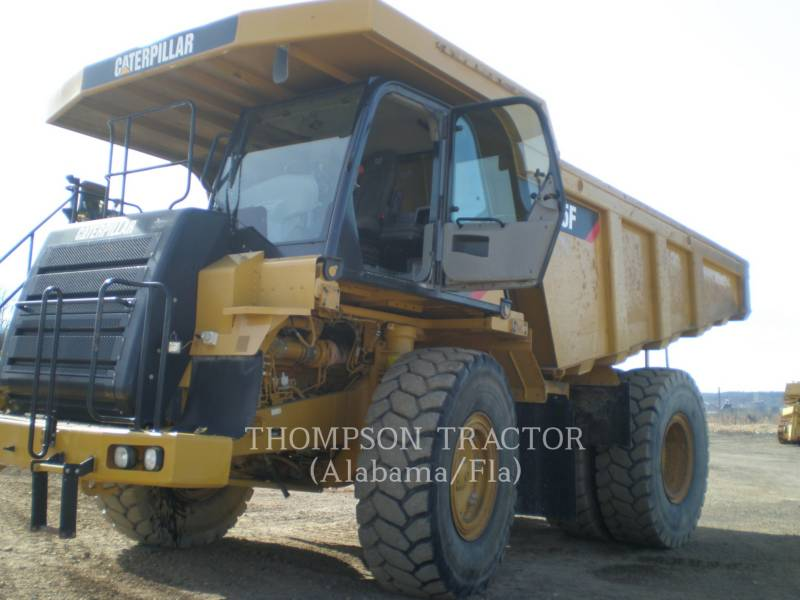 CATERPILLAR MINING OFF HIGHWAY TRUCK 775F equipment  photo 8