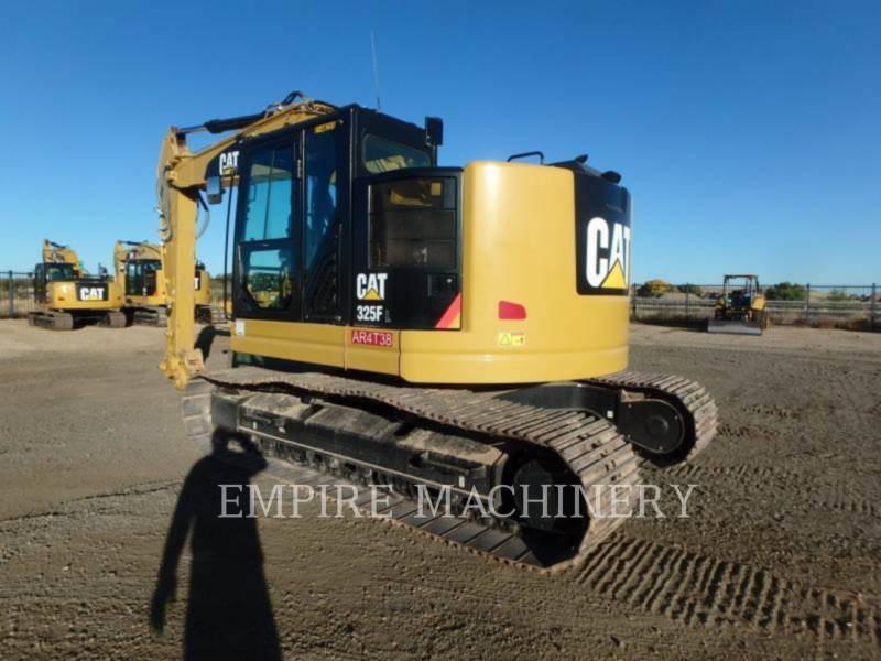 CATERPILLAR KOPARKI GĄSIENICOWE 325FLCR equipment  photo 3