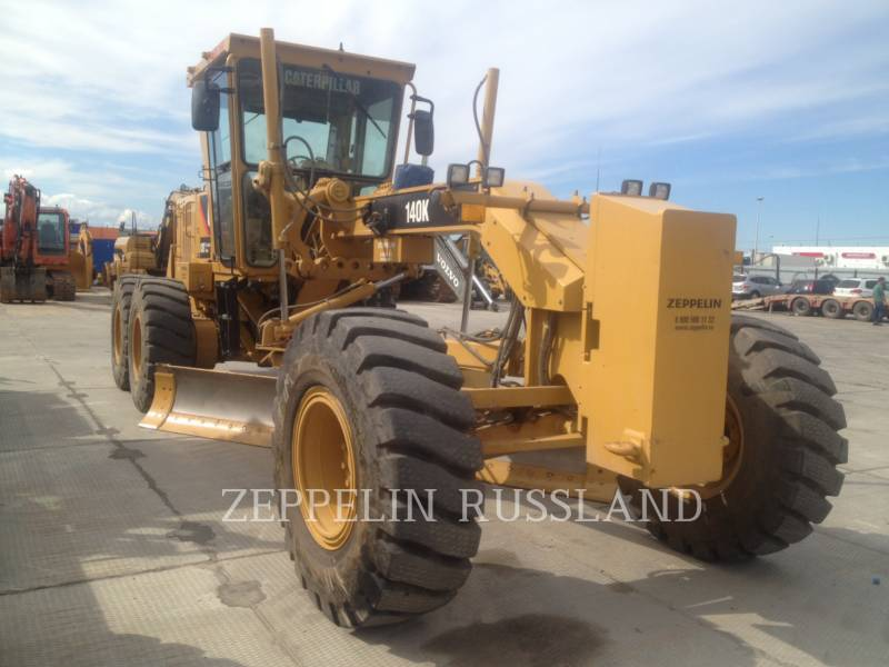 CATERPILLAR NIVELEUSES 140K equipment  photo 1