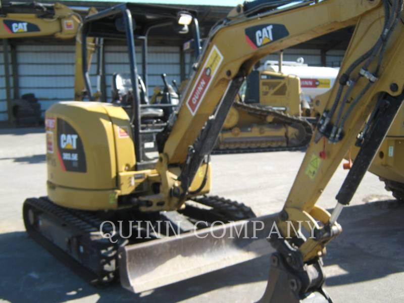 CATERPILLAR TRACK EXCAVATORS 303.5ECR equipment  photo 1