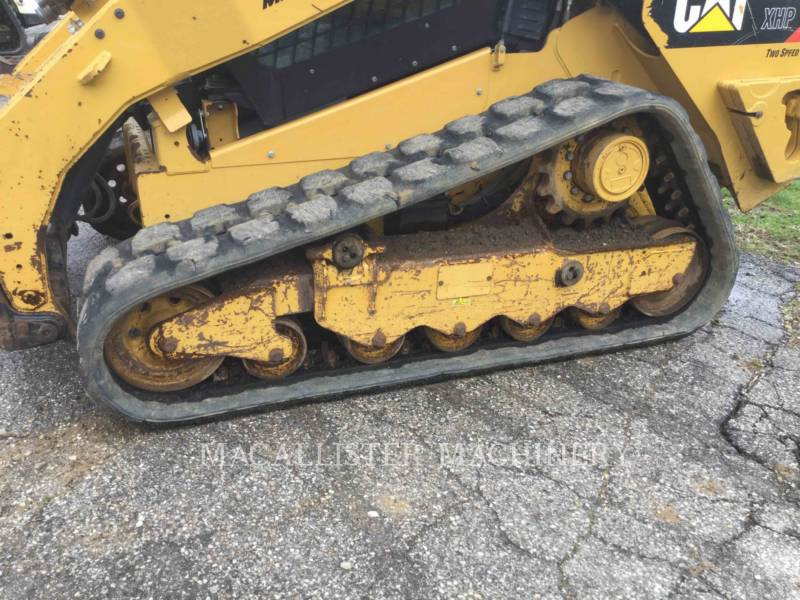CATERPILLAR CARGADORES MULTITERRENO 299DXHP equipment  photo 5