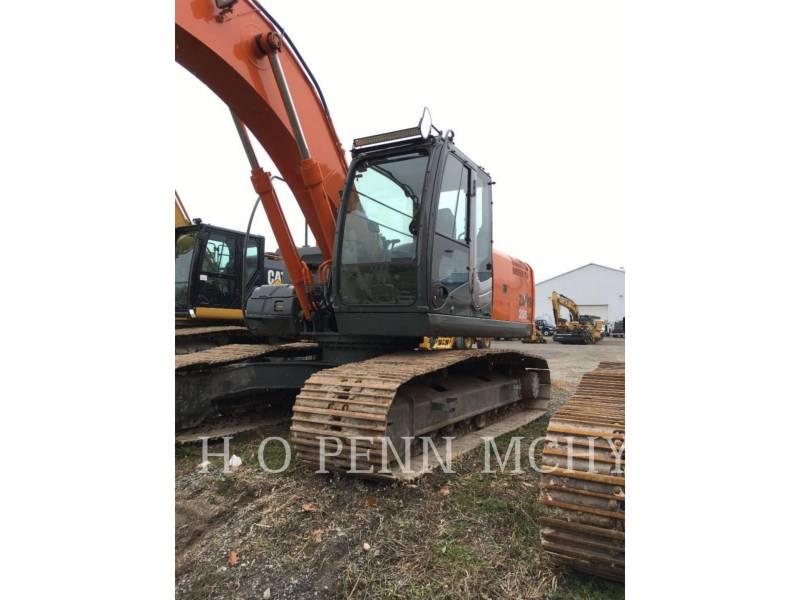 HITACHI PALA PARA MINERÍA / EXCAVADORA ZX200LC equipment  photo 2