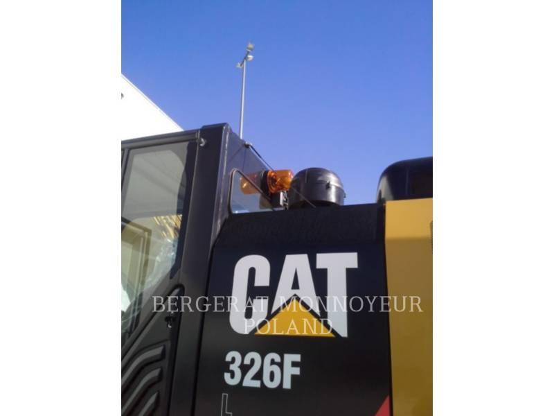 CATERPILLAR EXCAVADORAS DE CADENAS 326F equipment  photo 6