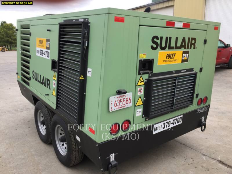 SULLAIR COMPRESOR AER 900HAF equipment  photo 3