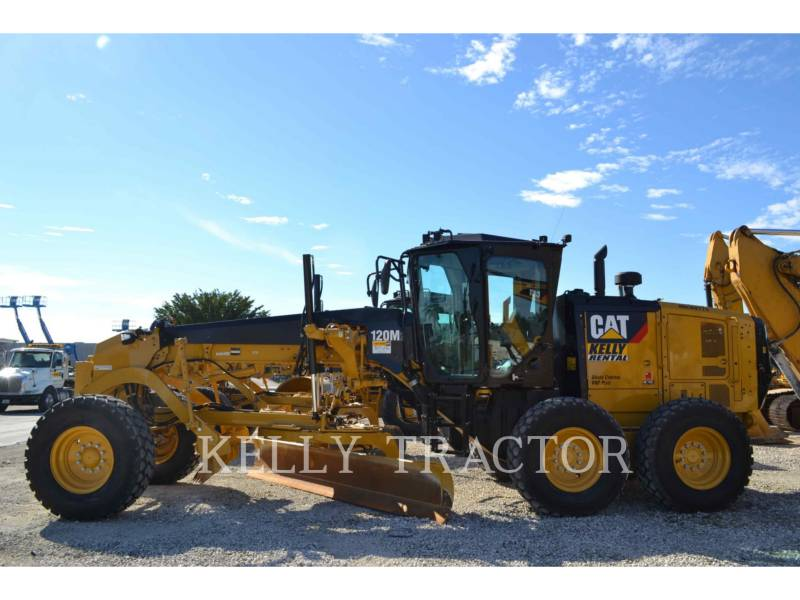 CATERPILLAR MOTONIVELADORAS 120M2 equipment  photo 4