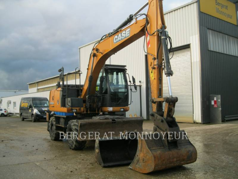 CASE MOBILBAGGER WX148 equipment  photo 1