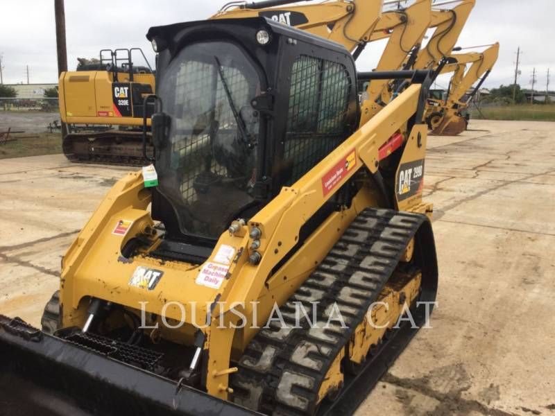 CATERPILLAR CARREGADEIRAS TODO TERRENO 299D equipment  photo 8