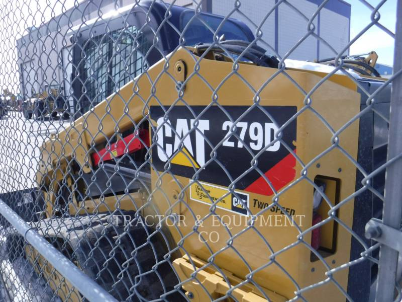 CATERPILLAR CHARGEURS COMPACTS RIGIDES 279D H2CB equipment  photo 8