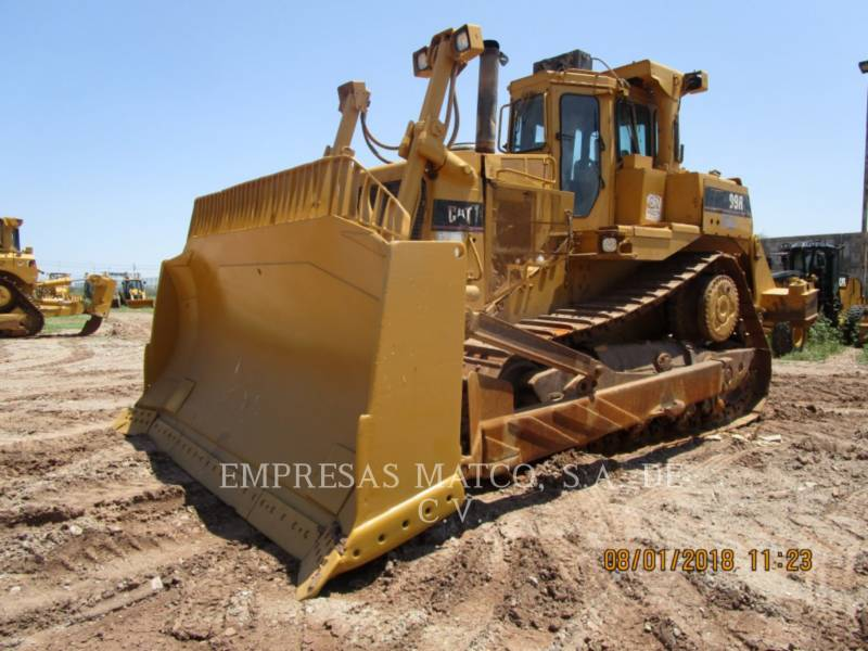 CATERPILLAR TRATTORI CINGOLATI D9R equipment  photo 1