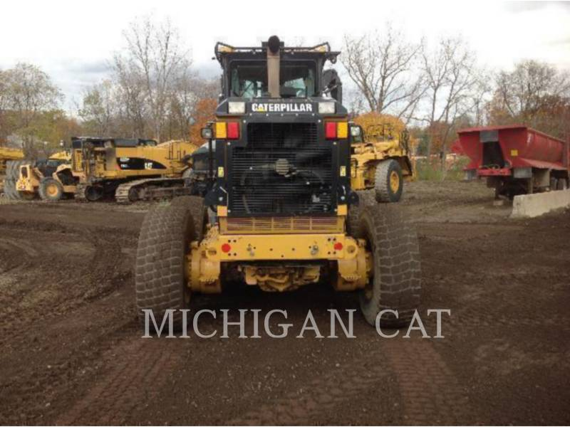 CATERPILLAR NIVELEUSES 140M equipment  photo 8