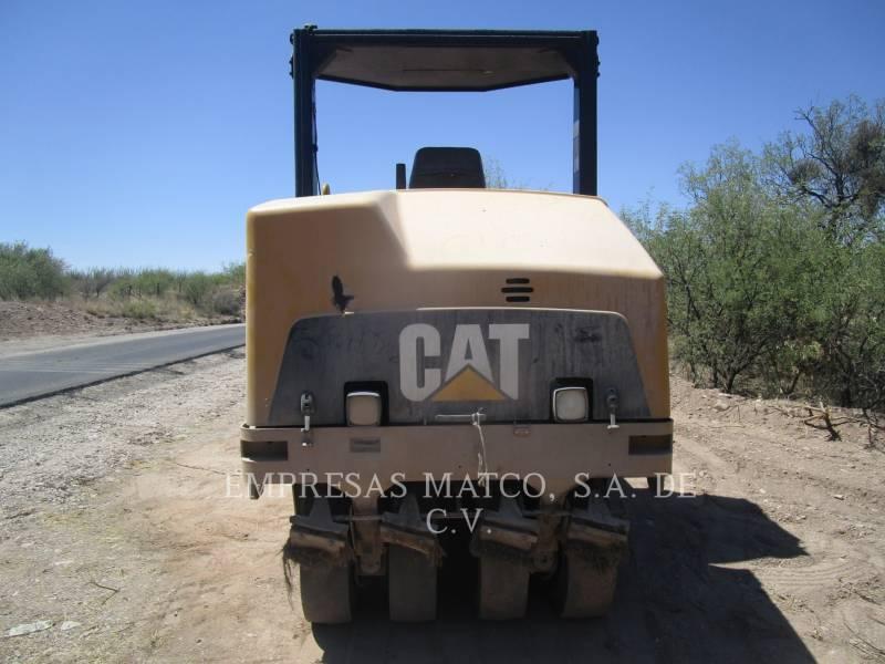 CATERPILLAR GUMMIRADWALZEN PS-150C equipment  photo 2
