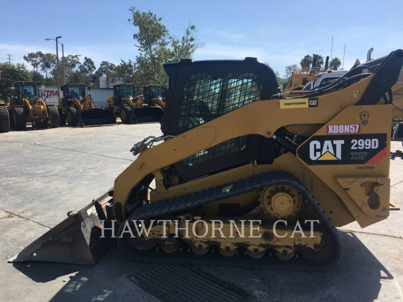 CATERPILLAR PALE CINGOLATE MULTI TERRAIN 299DXHP equipment  photo 1
