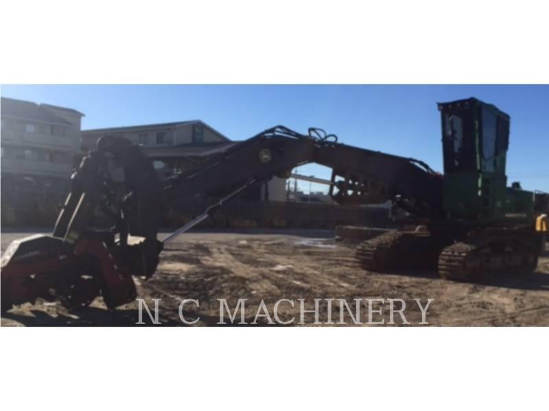 JOHN DEERE FOREST MACHINE 2054 equipment  photo 3