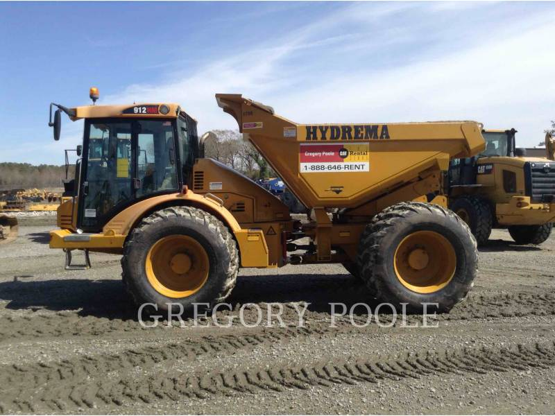 HYDREMA ARTICULATED TRUCKS 912HM equipment  photo 8