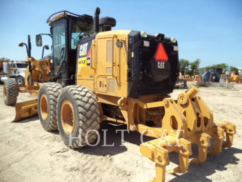 CATERPILLAR MOTONIVELADORAS 140M2 equipment  photo 4