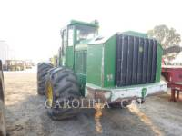 JOHN DEERE FORESTRY - FELLER BUNCHERS - WHEEL 643K equipment  photo 5