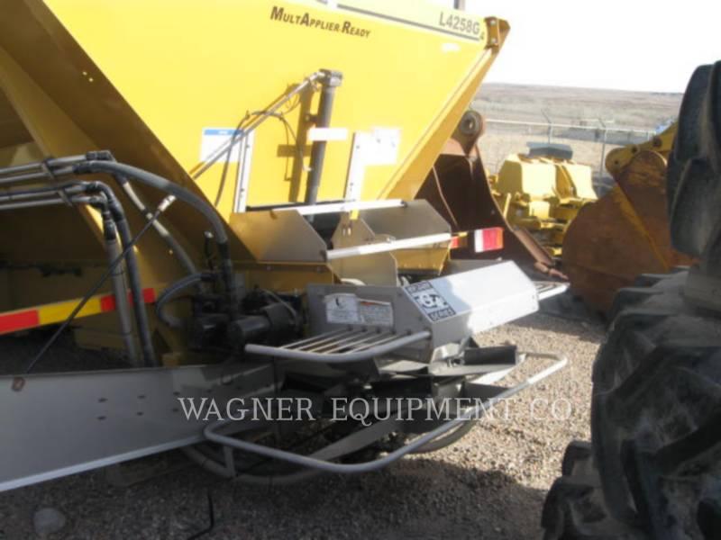 ROGATOR PLANTING EQUIPMENT A4258 DRY equipment  photo 1