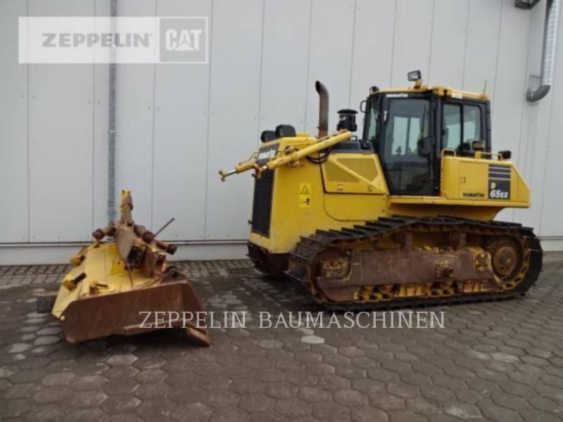 KOMATSU LTD. TRACTORES DE CADENAS D65EX-17 equipment  photo 5